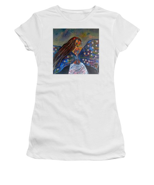 Transform Women's T-Shirt (Junior Cut) by Prerna Poojara