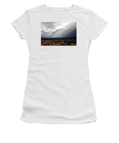 Tread Lightly Women's T-Shirt (Athletic Fit)