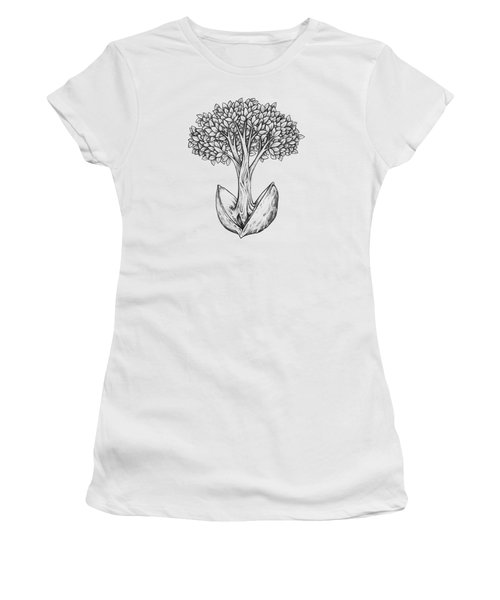 Tree From Seed Women's T-Shirt