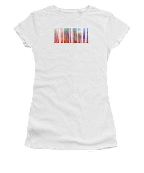Tree Star Abstract Women's T-Shirt (Athletic Fit)