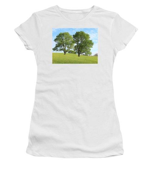 Summer Trees 4 Women's T-Shirt