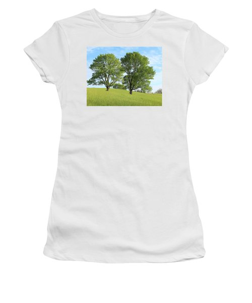 Summer Trees 4 Women's T-Shirt