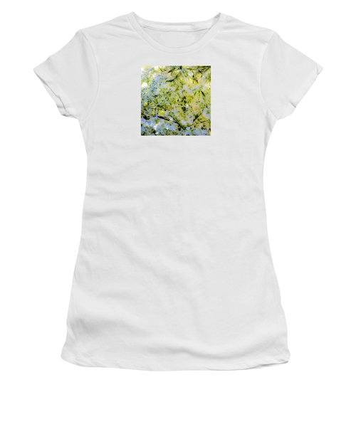 Trees And Leaves Women's T-Shirt