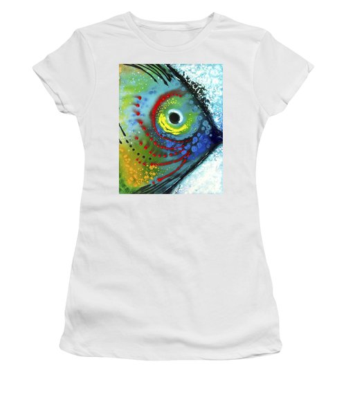 Tropical Fish Women's T-Shirt