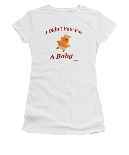 Trump Baby Blimp Women's T-Shirt
