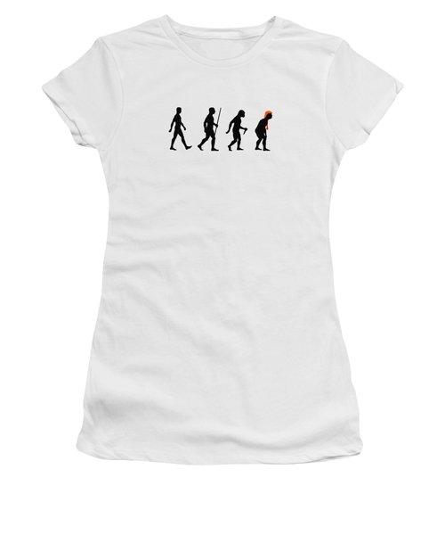 Trumplution Women's T-Shirt (Athletic Fit)