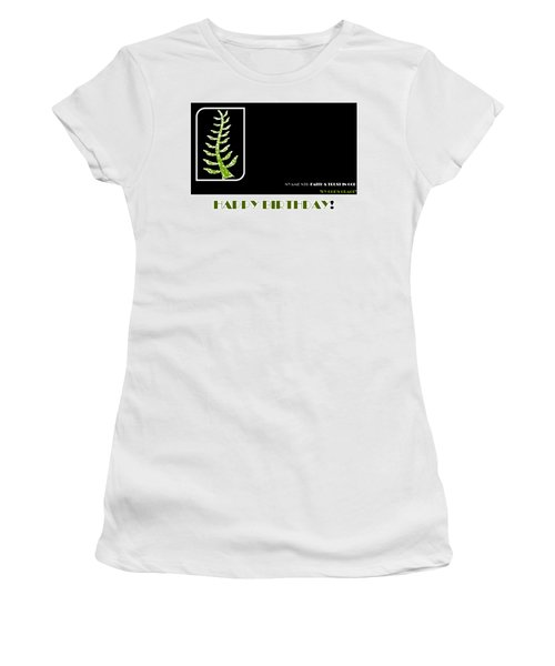 Trust In God Women's T-Shirt (Athletic Fit)