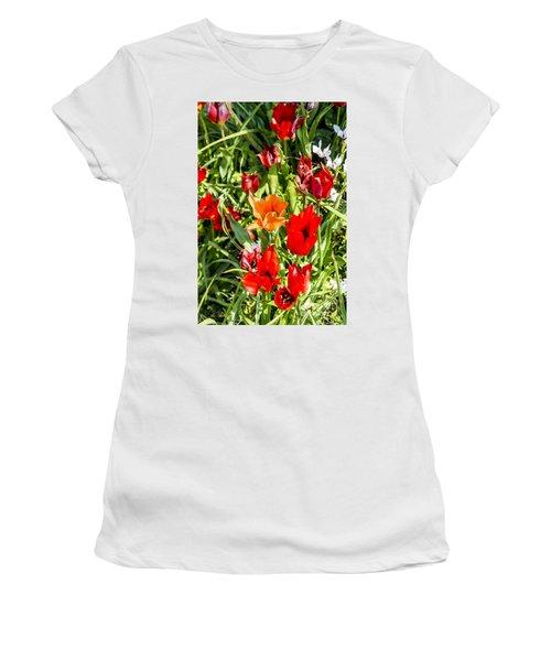 Tulip - The Orange One 03 Women's T-Shirt