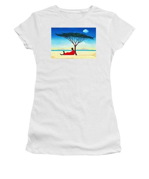 Turkana Afternoon Women's T-Shirt