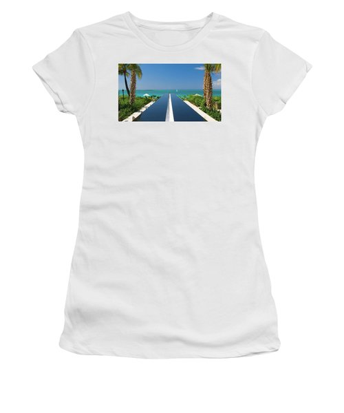Turks And Caicos Women's T-Shirt