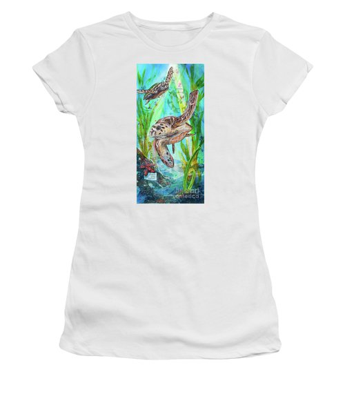 Turtle Cove Women's T-Shirt