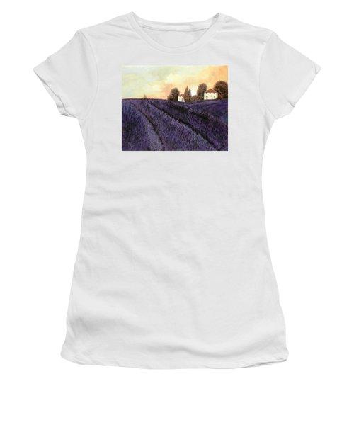 Tutta Lavanda Women's T-Shirt