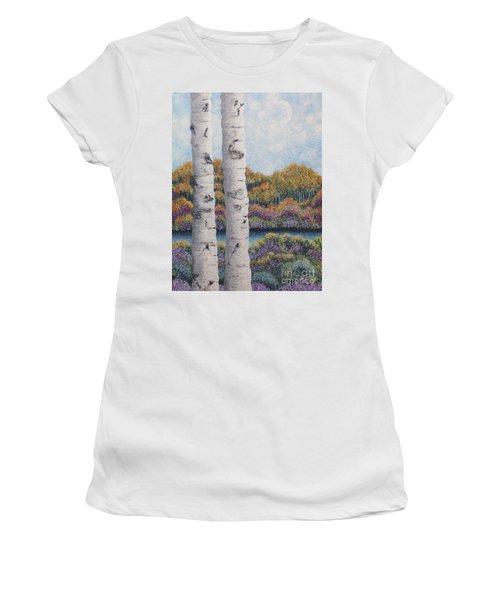 Twin Aspens Women's T-Shirt