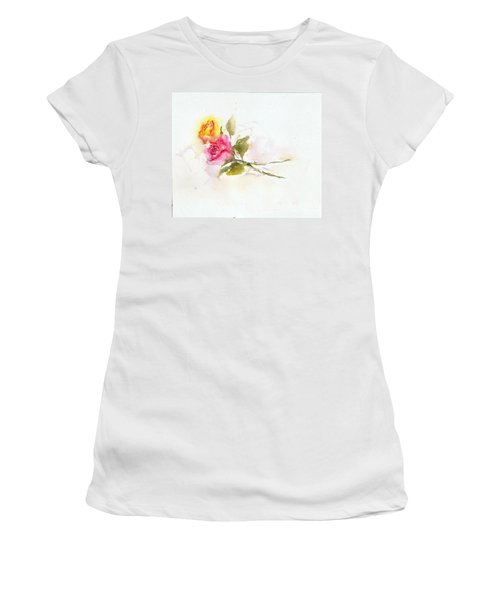 Two Roses Women's T-Shirt