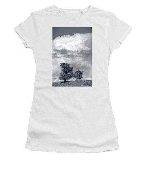 Two Trees #9249 Women's T-Shirt