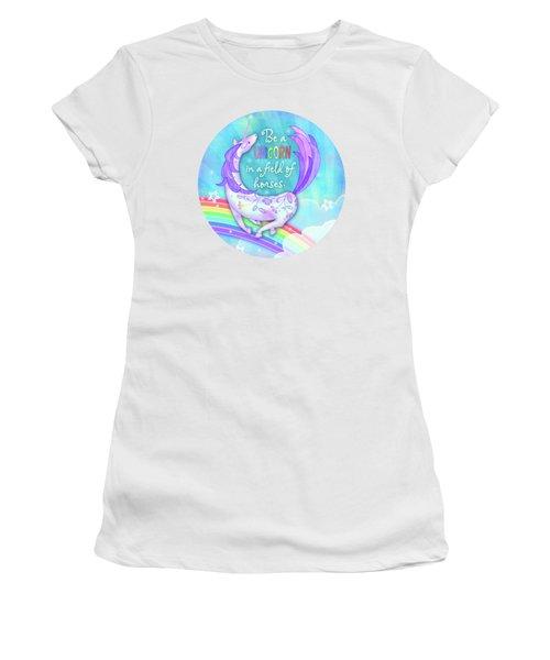U Is For Unicorn Women's T-Shirt