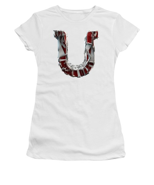 U Is For Utopia Women's T-Shirt