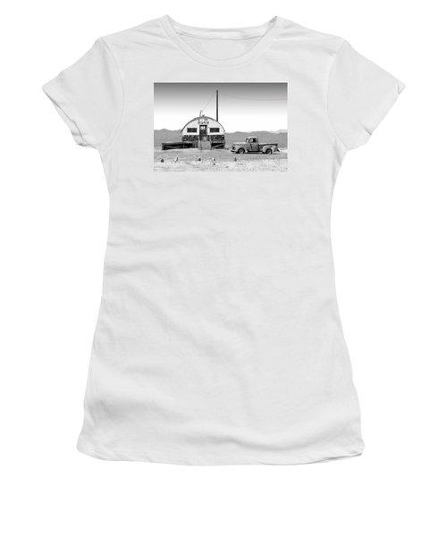 U - We Wash - Death Valley Women's T-Shirt