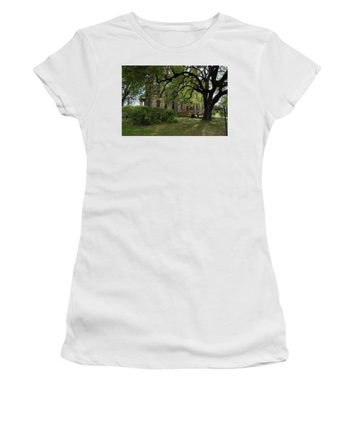 Under The Tree F5622a Women's T-Shirt (Junior Cut) by Ricardo J Ruiz de Porras
