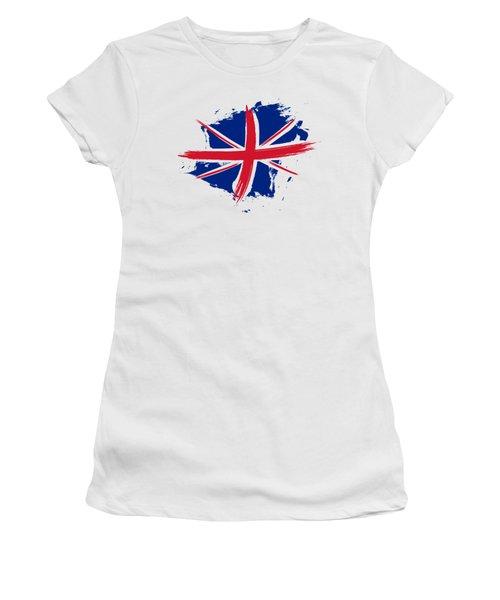 Union Jack - Flag Of The United Kingdom Women's T-Shirt