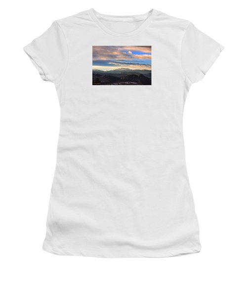 The Unmatched Beauty Of The Colorado Rockies Women's T-Shirt