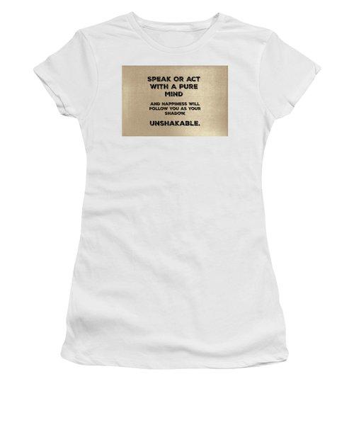 Unshakable Women's T-Shirt