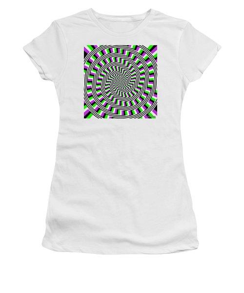 Self-moving Unspiral Women's T-Shirt