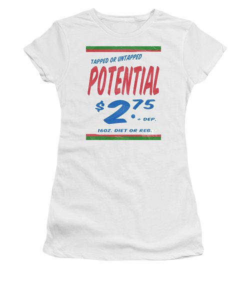 Untapped Potential Supermarket Series Women's T-Shirt