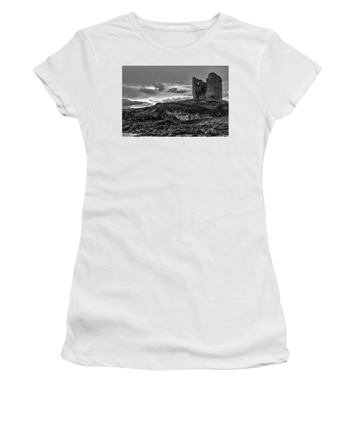 Upcomming Myth Bw #e8 Women's T-Shirt (Junior Cut) by Leif Sohlman