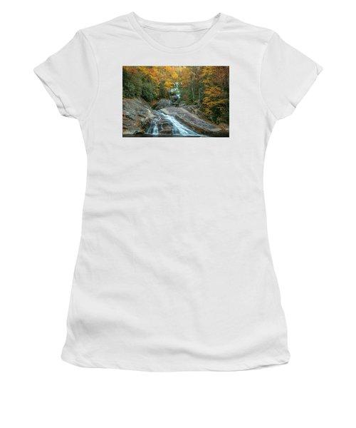 Upper Creek Autumn Paradise Women's T-Shirt