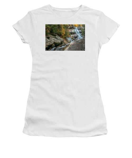 Upper Creek Falls Women's T-Shirt