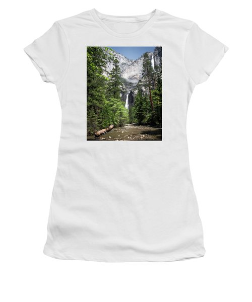 Upper Lower Women's T-Shirt (Athletic Fit)