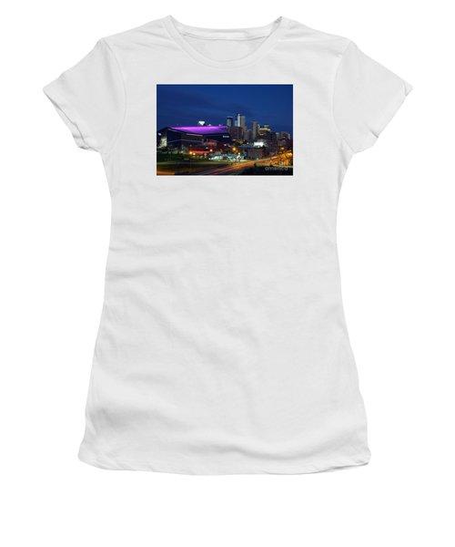 Us Bank Stadium Women's T-Shirt