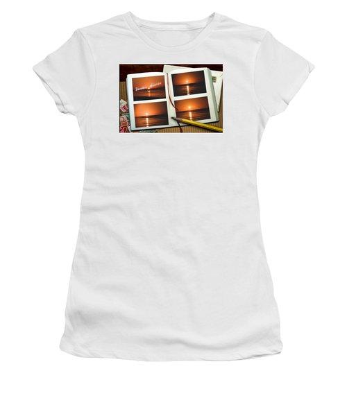 Vacation Memories Women's T-Shirt