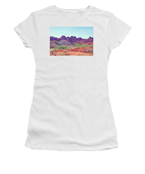 Valley Of Fire State Park, Nevada Women's T-Shirt