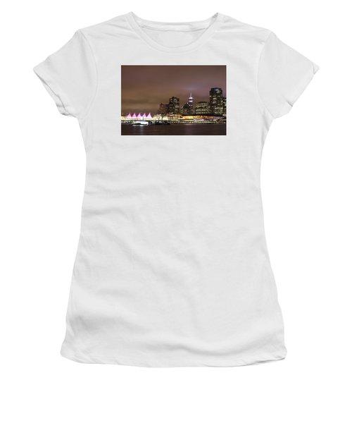 Vancouver Canada Place Women's T-Shirt