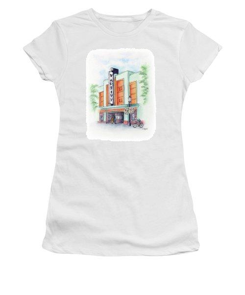 Varsity On Main Women's T-Shirt