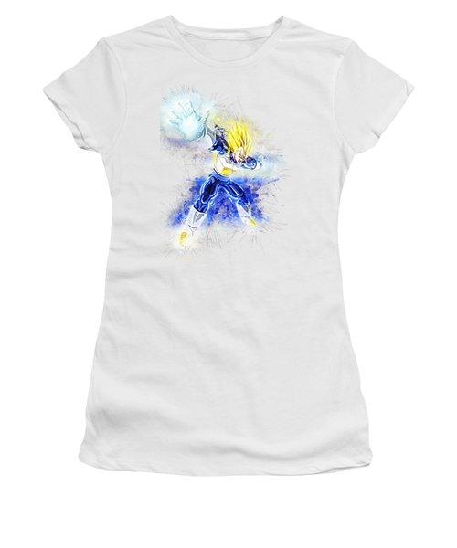 Vegeta Women's T-Shirt