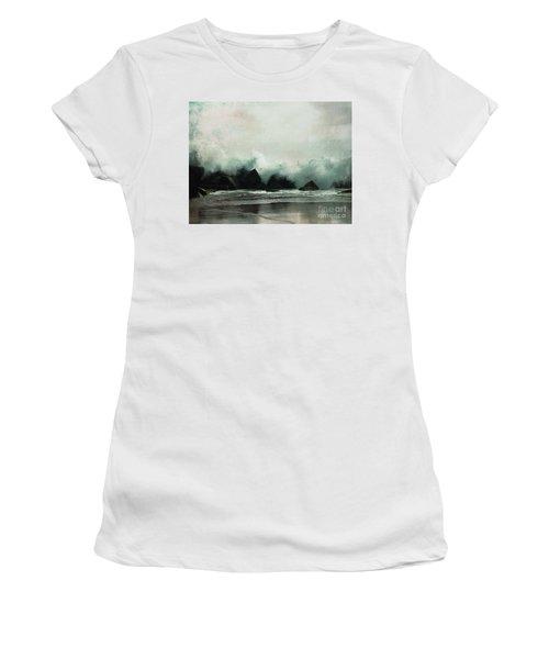 Venice Beach, California Women's T-Shirt (Athletic Fit)