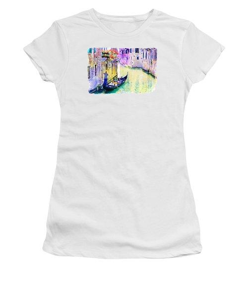 Venice Canal Women's T-Shirt