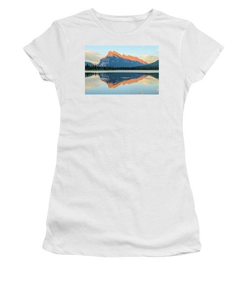 Vermillion Lakes Women's T-Shirt