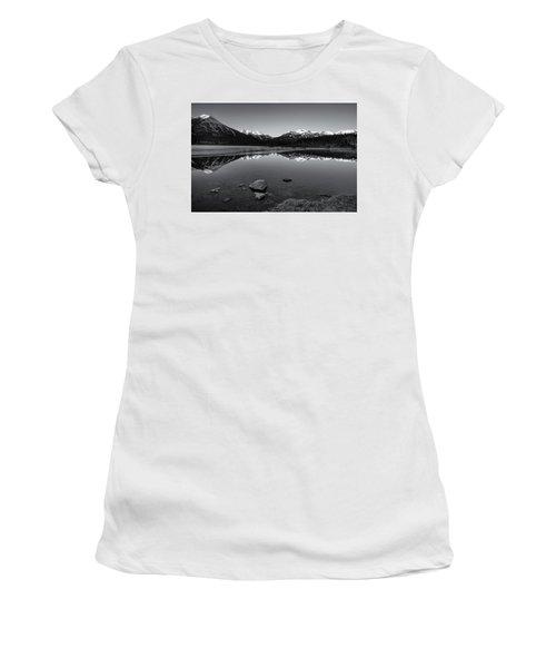Vermillion Mono Women's T-Shirt (Athletic Fit)