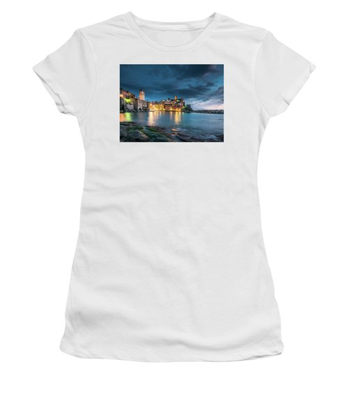 Vernazza - Cinque Terre Women's T-Shirt (Athletic Fit)