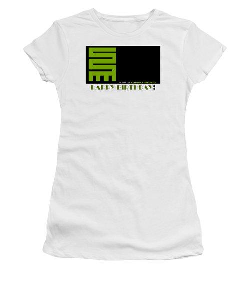 Versatility Women's T-Shirt (Athletic Fit)