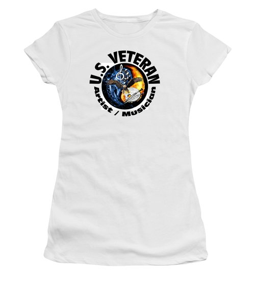 Veteran Artist And Musician Women's T-Shirt
