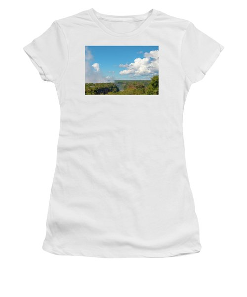 Victorial Falls Bridge Women's T-Shirt