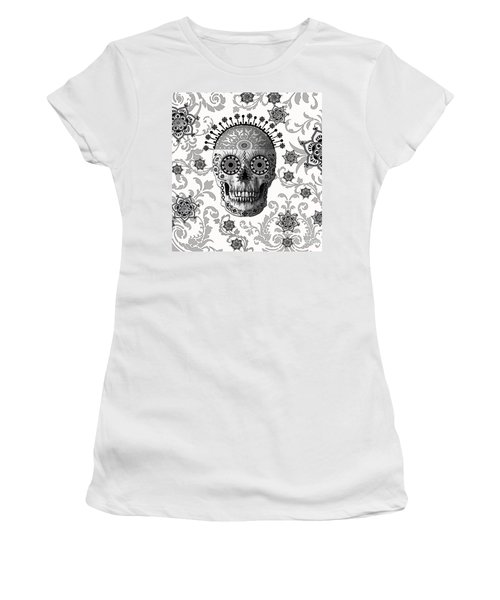 Victorian Bones Women's T-Shirt (Athletic Fit)