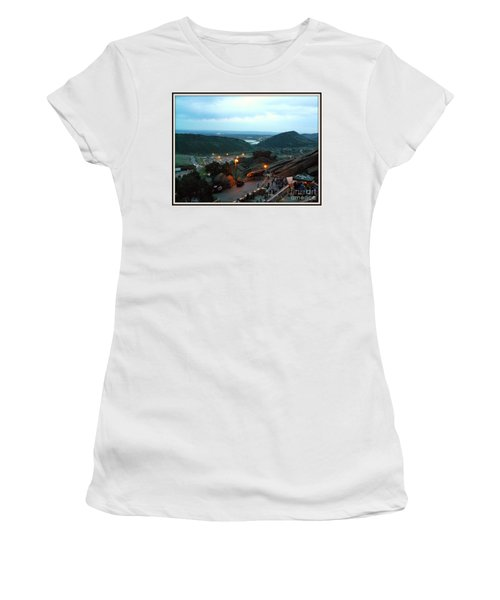 View From The Top 2 Women's T-Shirt (Athletic Fit)