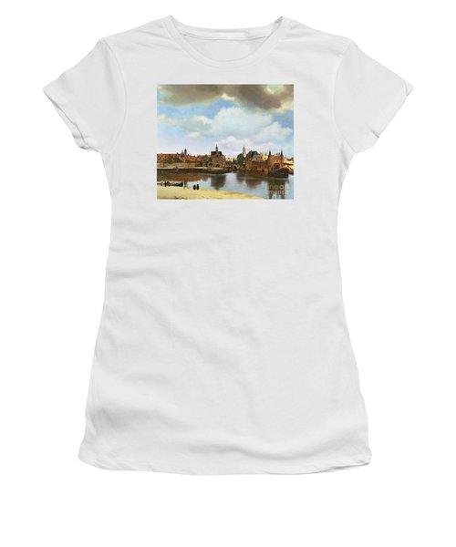 View Of Delft Women's T-Shirt