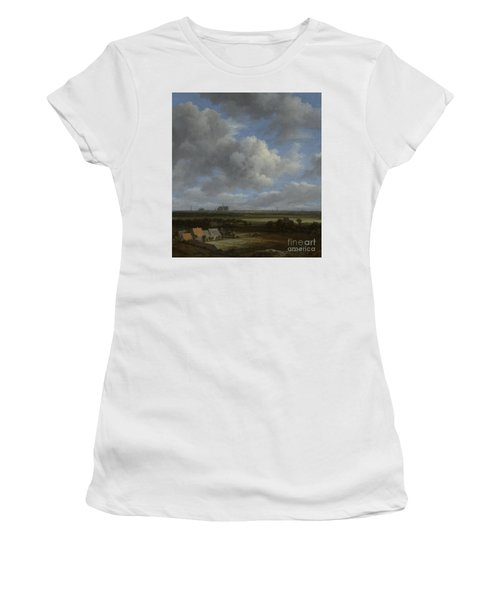 View Of Haarlem From The Northwest Women's T-Shirt